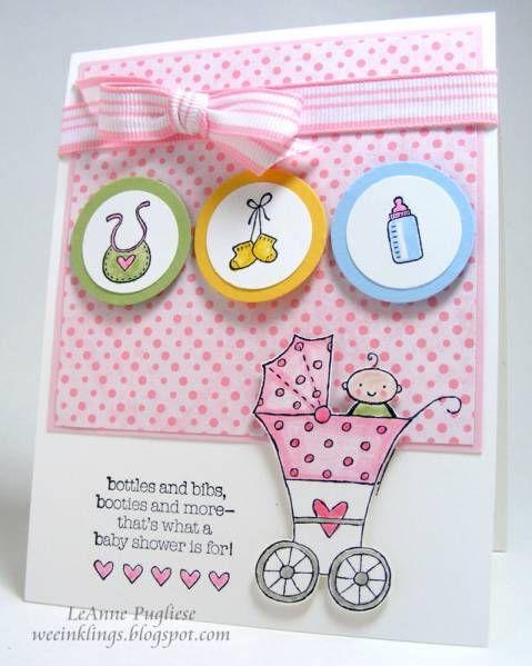 Baby Bundle by LeAnne Pugliese - Cards and Paper Crafts at Splitcoaststampers