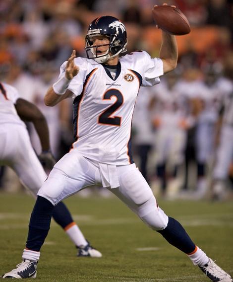 Chris Simms - Denver Broncos - QB