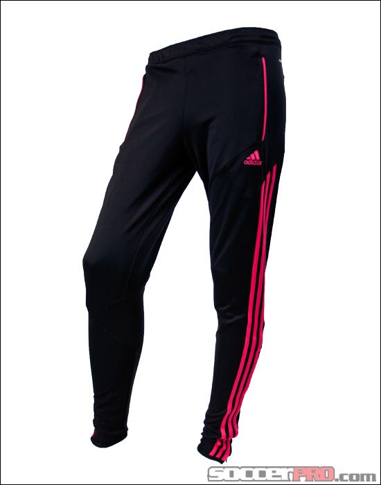 adidas soccer pants red
