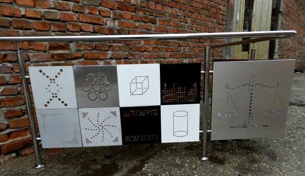 balustrada personalizata