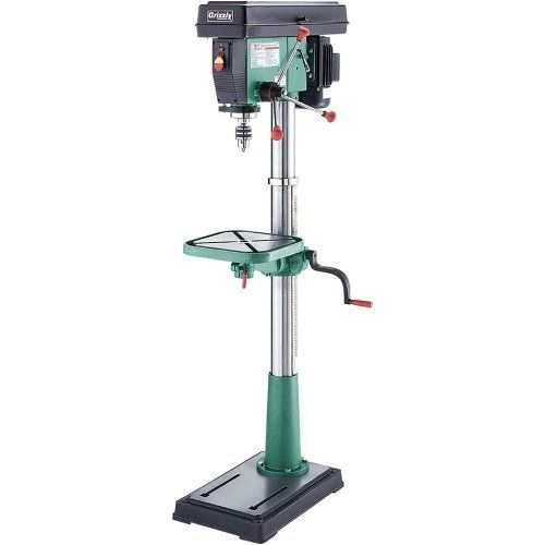 Special Offers - Grizzly G7947 12 Speed Floor Drill Press 17-Inch - In stock & Free Shipping. You can save more money! Check It (April 27 2016 at 07:30PM) >> http://chainsawusa.net/grizzly-g7947-12-speed-floor-drill-press-17-inch/