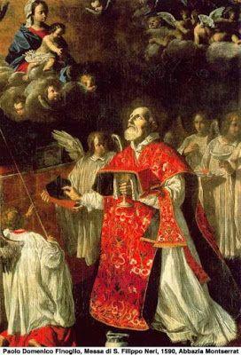 Spe Deus: São Filipe Néri