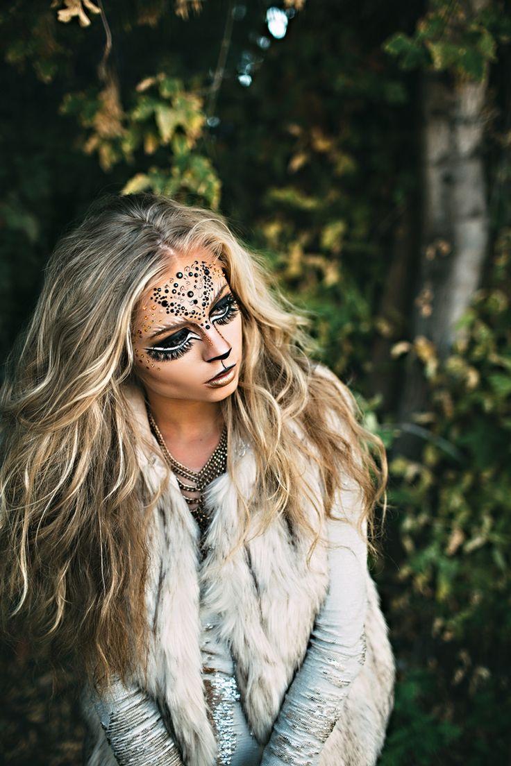 Lioness Makeup — J E S S A K A E