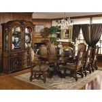 GFD - Neo Renaissance 9 Piece Traditional Dining Room Set - 592400-9SET  SPECIAL PRICE: $2,363.00