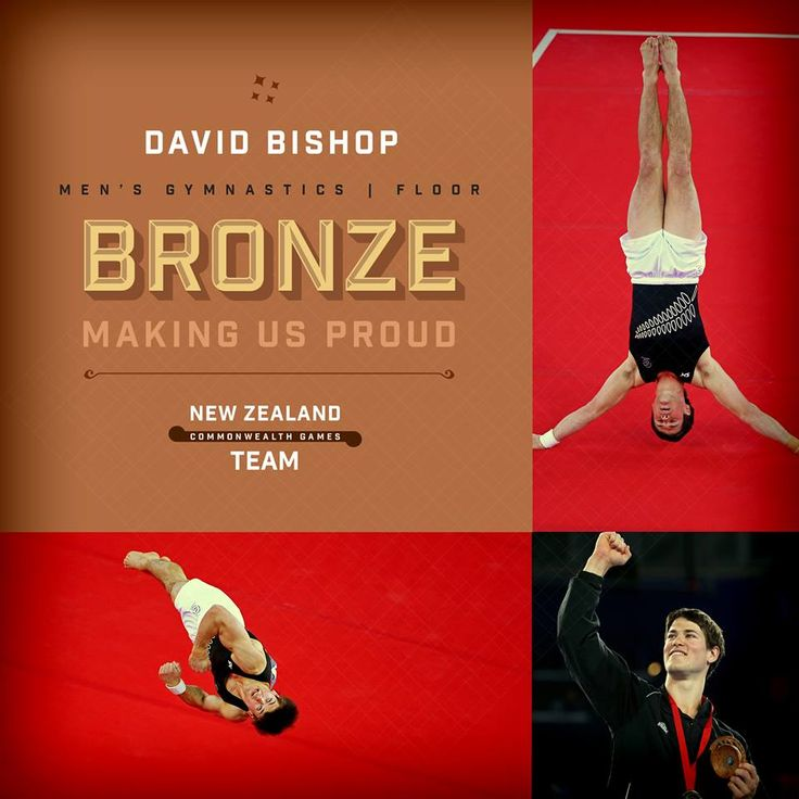 The first gymnastics medal in 16 years... Congratulations David Bishop on your bronze medal, you are #makingusproud  #NZ2014 #Glasgow2014