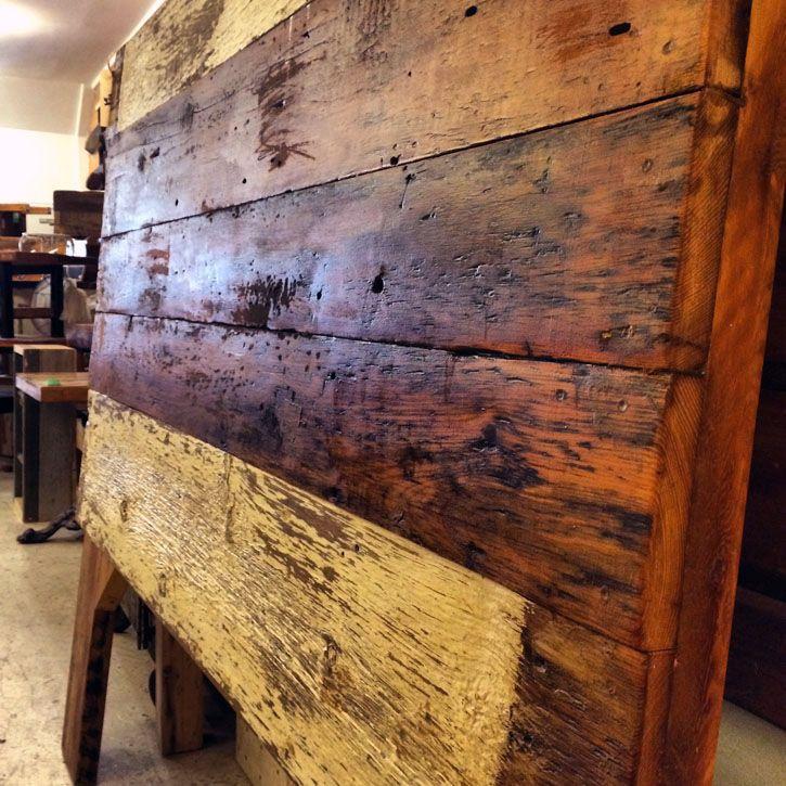 Best 25 Barn Board Headboard Ideas On Pinterest Rustic