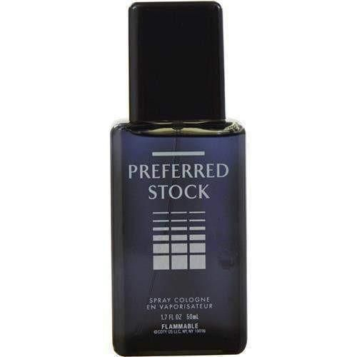 Preferred Stock By Coty Cologne Spray 1.7 Oz (unboxed)