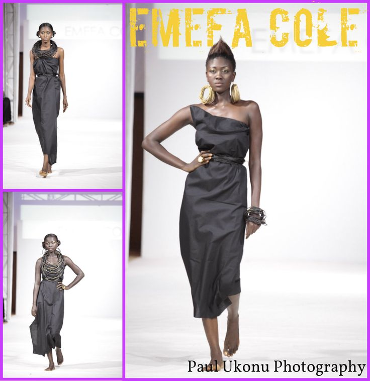 MRSHUSTLE RUNWAY: EMEFA COLE AT GFDW 2013 (SHOT BY PAUL UKONU)
