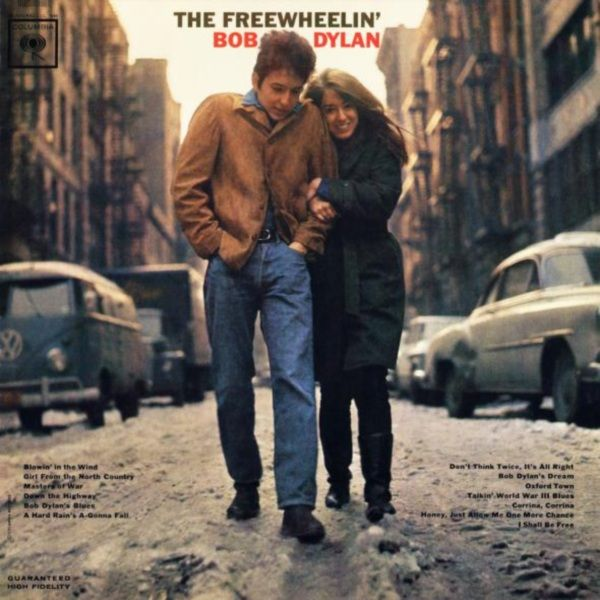 Bob Dylan The FreeWheelin 1
