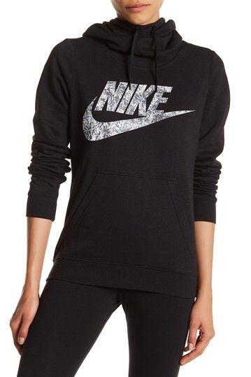 Fleece Hoodie by Nike on @nordstrom_rack