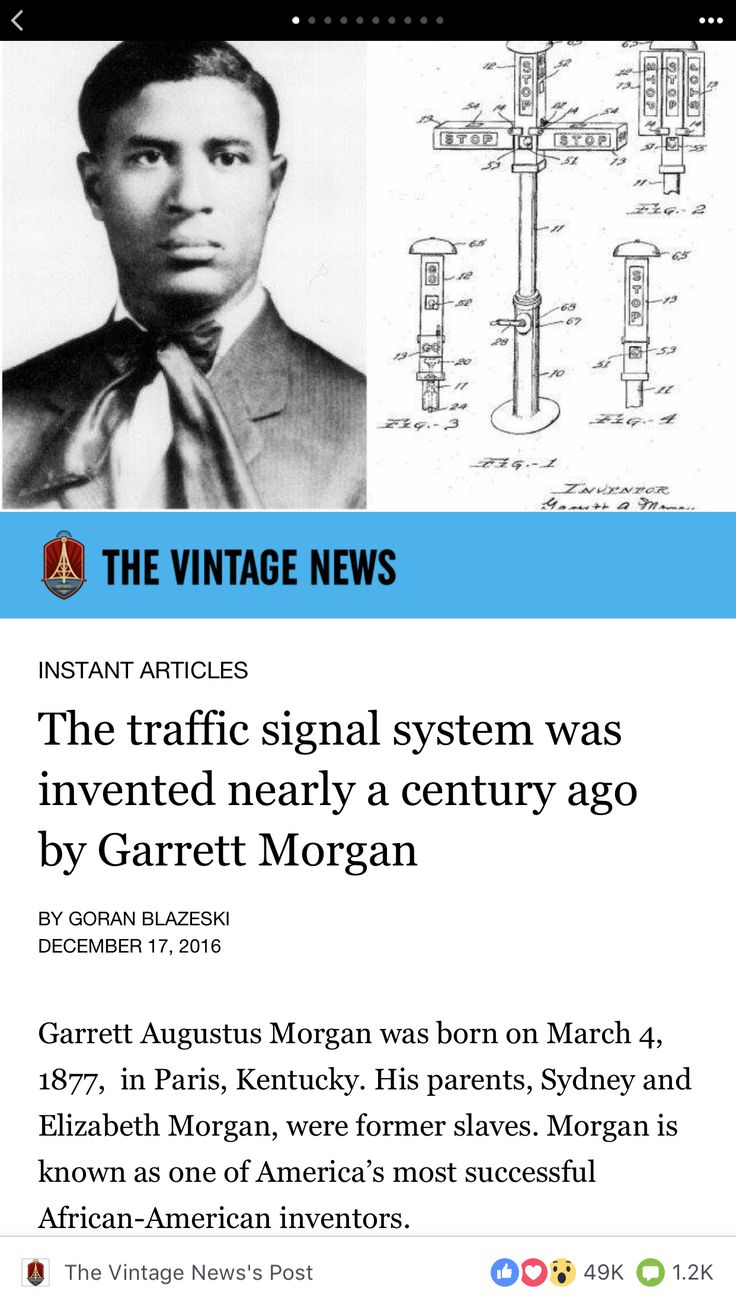the life and accomplishments of garrett morgon Garrett morgan, a timeline made with timetoast's free interactive timeline making software.