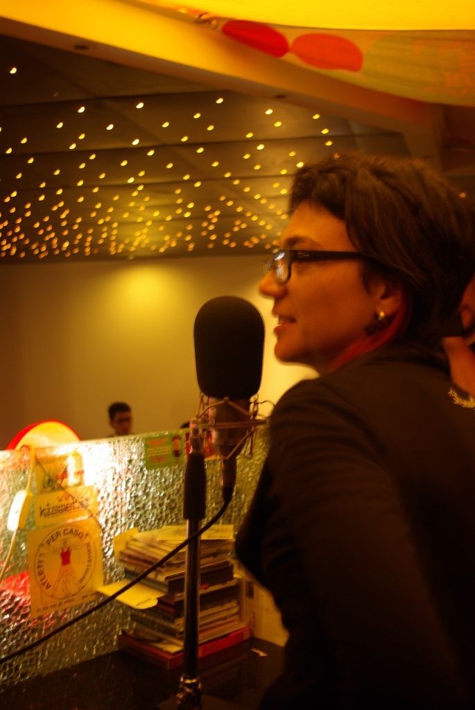 On Radio SkyLab Photo by Alessandro Alex Chiabra
