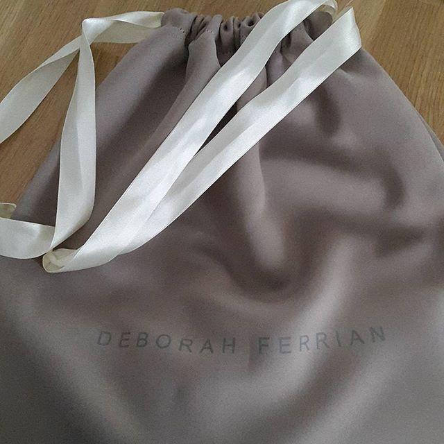 Les dustbags DEBORAH FERRIAN #deborahferrian #dustbag #collection #creation