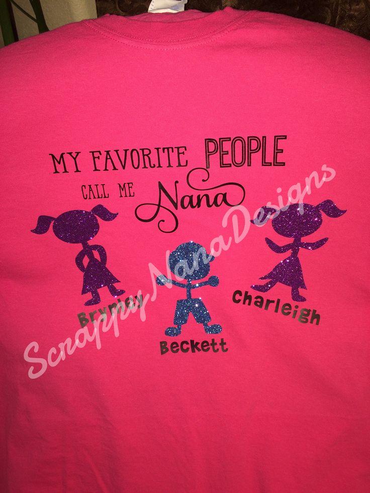 31 Best Nana T Shirts Images On Pinterest T Shirts Tee