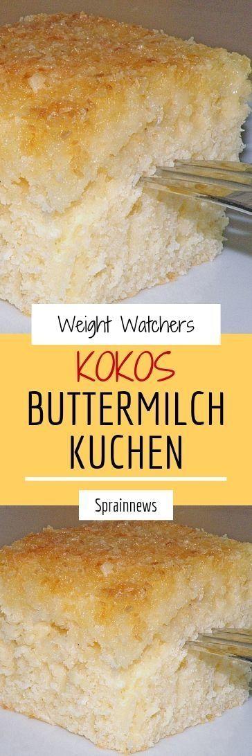 Advertisement Kokos – Buttermilch – Kuchen Zutaten 3 Tasse/n Zucker 2 Tasse