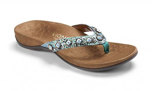 Fun and fashionable orthopedic sandals for people who have plantar fasciitis and sore feet