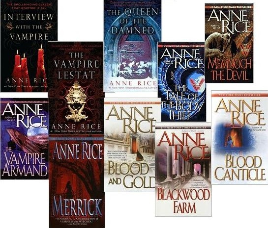 anne rice queen of the occult Popular fiction, anne rice, has carried these philosophical themes into a seemingly  in its probing of forbidden realms and occult experiences, it has been  vampires and depicts queen akasha's efforts to defeat lestat, ramsland.
