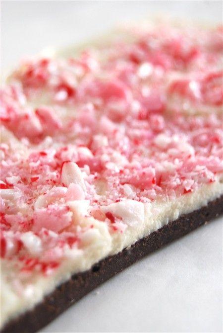 Peppermint, Chocolates Bark Yummmm, Christmas Candies, Peppermint Bark ...