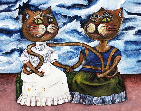 Elli Maanpää - Cathlo: Los dos gatos, 2012