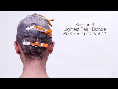 GK Hair cream color Global Keratin Juvexin