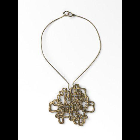 Ibram Lassaw Untitled (Necklace) 1972