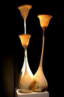 In der Zeitschrift ,Landlust, wurde mein Atelier und lichtdurchlässigen Holzwindlichter vorgestellt