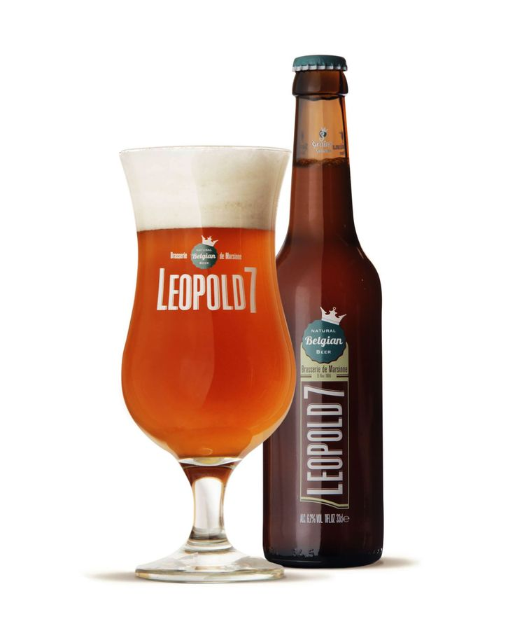Leopold7 Amber Ale. 6.2% alcohol   Best described as a premium craft beer with broad cross-appeal – non-beer drinkers are compelled to drink, amateurs fall in love, and beer enthusiasts find their new easy drinking, go-to craft beer. This unique South African craft beer was borne from traditional, time-honored, Belgian brewing styles.