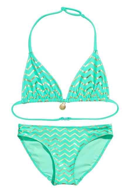 Bikini de triángulo