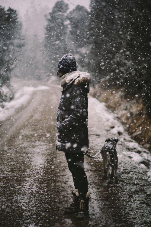 «No nieva demasiado ni llega a cuajar del todo, pero a mí me parece perfecto. Doy vueltas sobre mí misma, con los copos cayendo a mi alrededor, mientras volvemos paseando al coche».