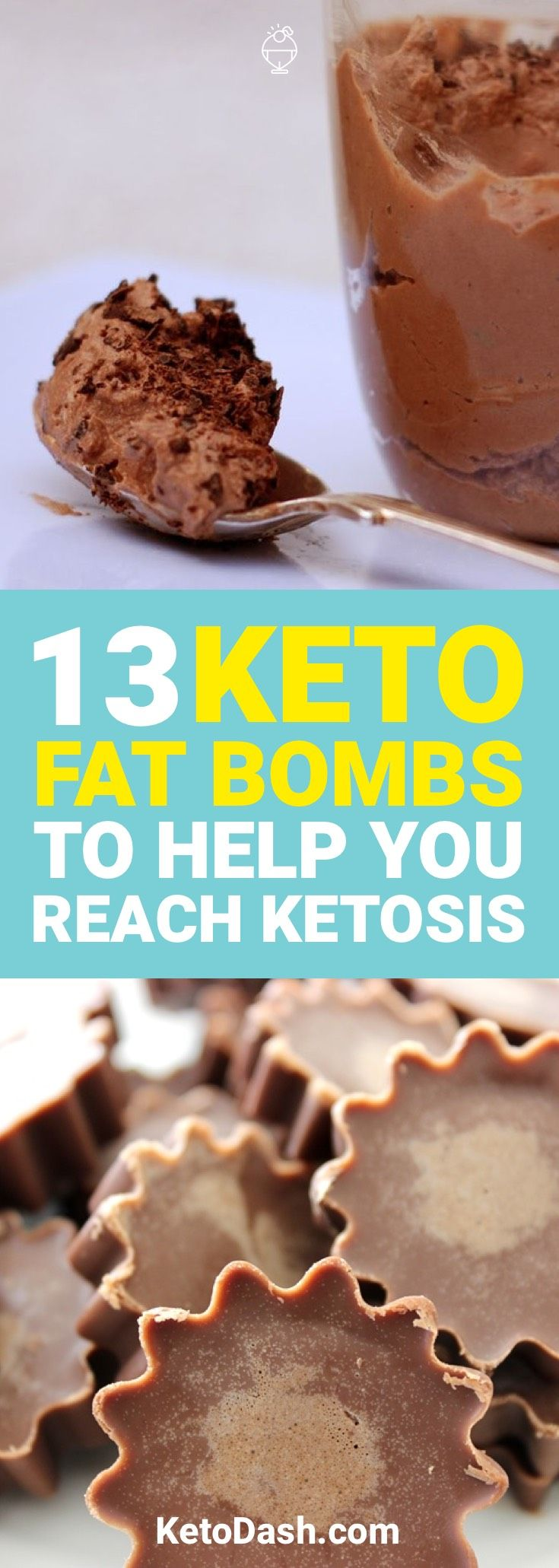 Being on a ketogenic diet requires you to eat a certain number of fats everyday if you want to reach ketosis. Sometimes, you may think you're going to fall short of that. These 13 keto fat bombs ensure that you'll reach the fats you need everyday.