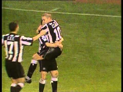 比士利為紐卡素建功片段(Peter Beardsley Newcastle United goals) - YouTube