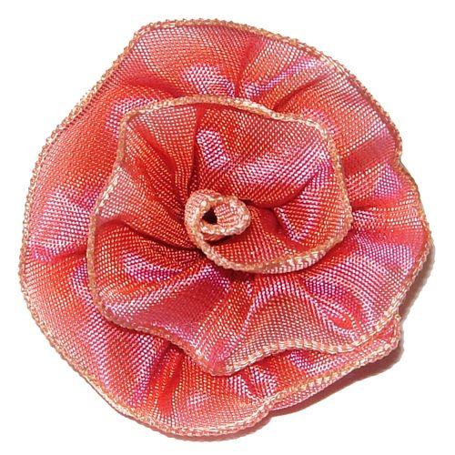 Ribbon Snips Newsletter - New Ruffled Ribbon Roses