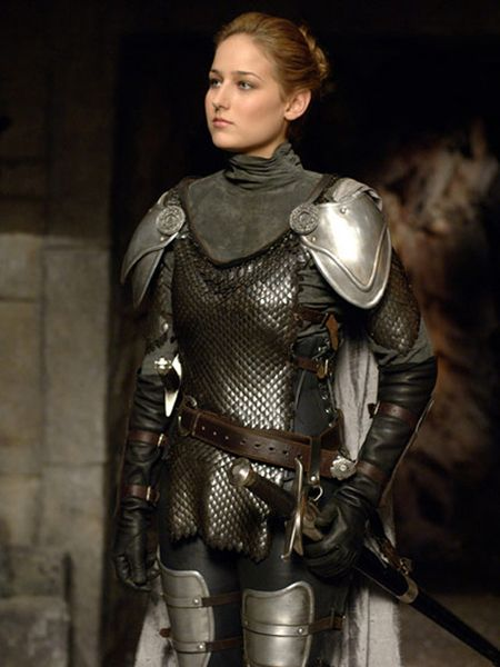 Medieval armor rules. I think we can all agree on that. There's something majestic and just plain awesome about seeing a full set of handcrafted chainmail or magical fantasy plate armor and imagini...