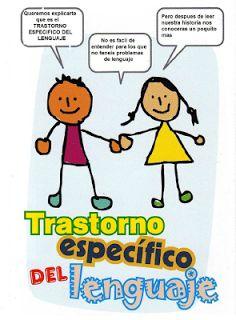 Guía para familias con niños con Trastorno específico del lenguaje