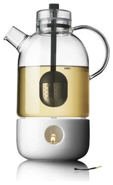 #LGLimitlessDesign #Contest Tea Kettle in the kitchen.