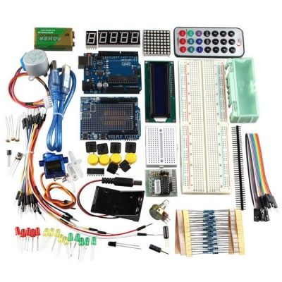 Kit de Aprendizaje Arduino R3 UNO
