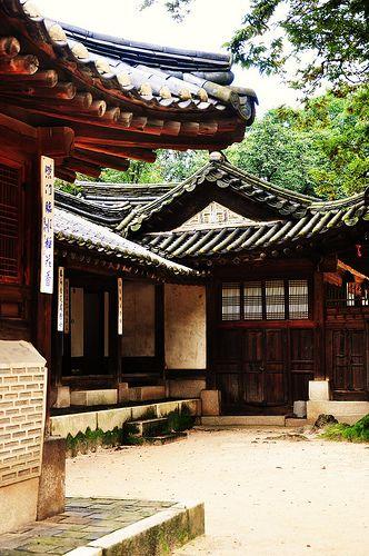 창덕궁, 서울 (Changdeokkung, Seoul)