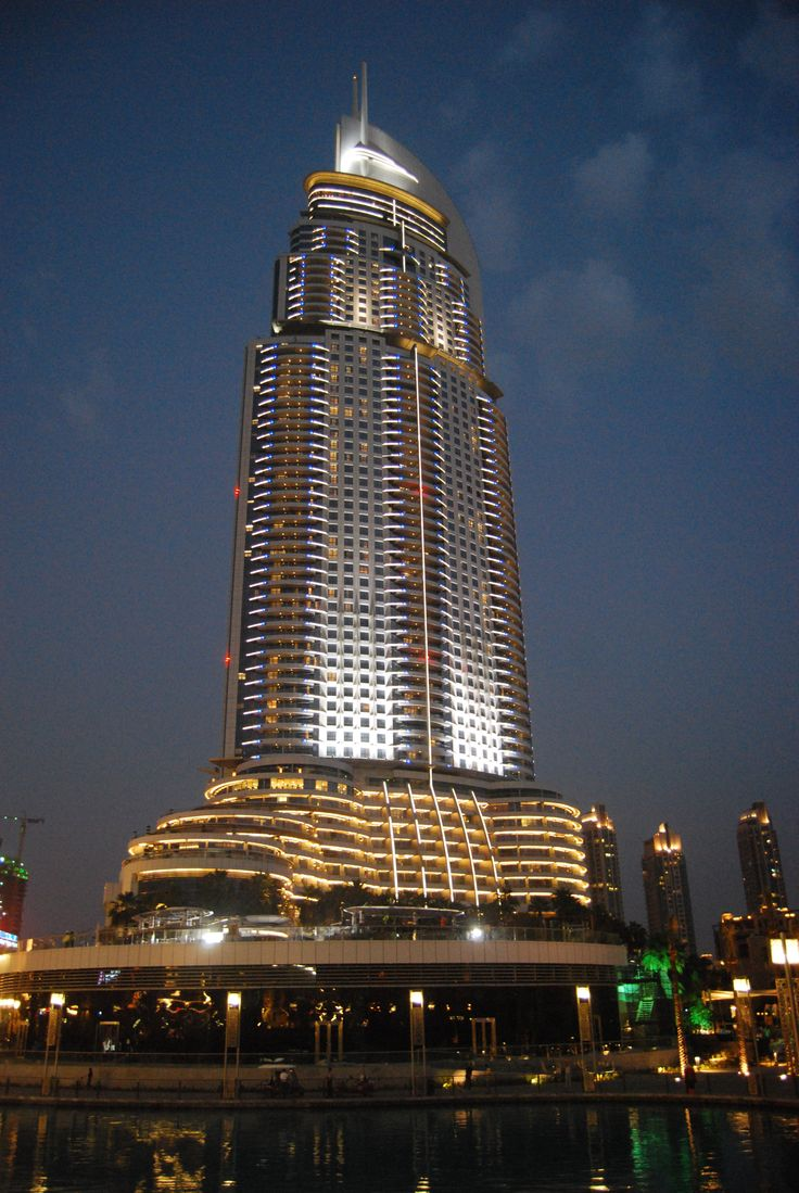 Tall building, Dubai