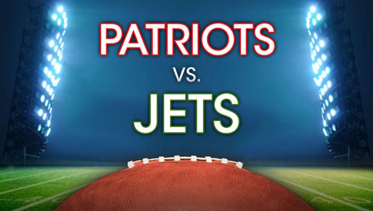Jets vs. Patriots: AFC East Rivals Collide, $80 - Save $40