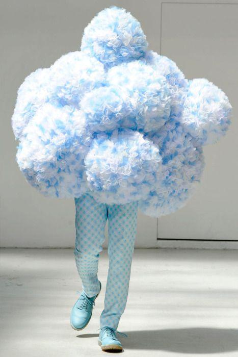 cloud, Walter Van Beirendonck