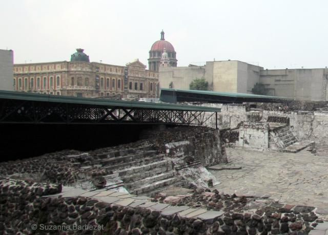 Discover Mexico City's historical center on foot: The Great Temple (Templo Mayor)