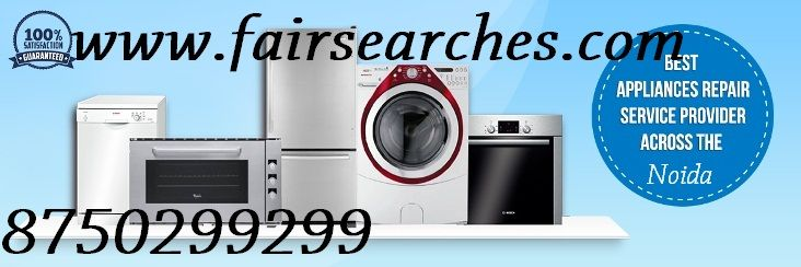 Specialisation in Washing Machine Repair Services in Noida, many brands like Videocon, Panasonic, Kelvinator, LG, Samsung, IFB, Whirlpool, reliance, Croma appliances and more by the fairsearches. If oyu need you call 8750299299. And now you can browse.