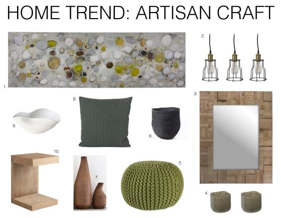 home trend artisan craft - Artisan Home Decor