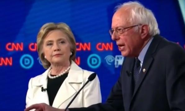 Lo scontro tra Clinton e Sanders su Israele