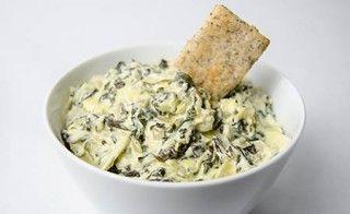 Tofu-Spinat-Aufstrich