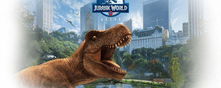 'Jurassic World' tendrá un juego para móviles al estilo 'Pokémon GO'      La siguiente película de la saga, 'El reino caído', se estrenará el próximo 8 de junio de 2018.  http://www.sensacine.com/noticias/cine/noticia-18565347/?utm_campaign=crowdfire&utm_content=crowdfire&utm_medium=social&utm_source=pinterest by zirigoza.eu