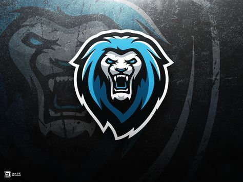 AWKN Lion eSports Logo by Derrick Stratton