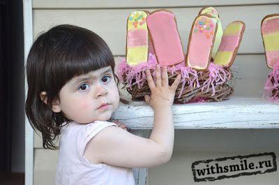 Тематический день рождения. Оформление детского праздника в стиле Мороженого. С днем рождения, доченька. Имбирные пряники, шары из гофрированной бумаги. Ice Cream Birthday Party Ideas