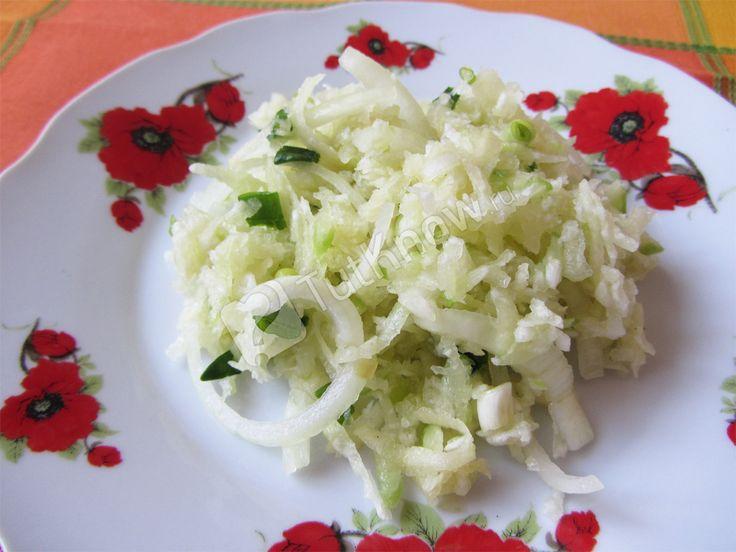 Салат из редьки консервированный