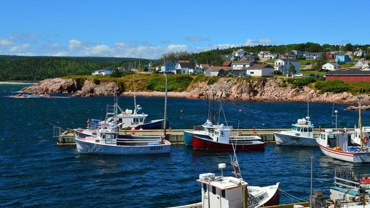 Neils Harbour, Nova Scotia by Bob Betts on 500px